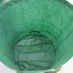 120L Sacs à déchets de jardin, réutilisable pliable jardinage Feuille conteneurs de sacs poubelle Seau de la marque Lembeauty image 1 produit