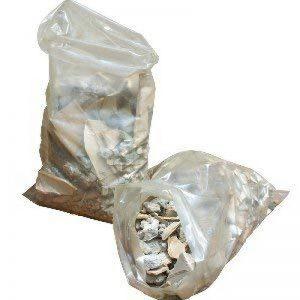 20Sacs polyéthylène 45x 70pour gravats gravats et déchets de construction ultra résistantes de la marque Plasticom image 0 produit