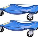 4 chariots de manutention pour voiture chariot de visite 450kg de la marque Herkules Werkzeuge image 1 produit