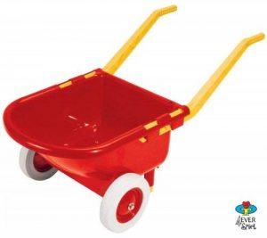 4EverSpiel 544-15 - Brouette - Kärrele - Rouge de la marque 4EverSpiel image 0 produit