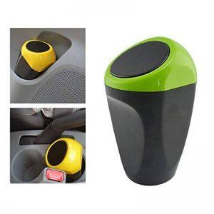Accessoires Auto cuisine Mini Plastique Couverture Voiture Poubelle bacs de stockage (vert) de la marque St. Ryan image 0 produit