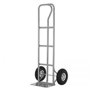 Anaelle Pandamoto Chariot de Transport Diable Platforme 90° Pliable avec Roues en Caoutchouc, Support jusqu'à 260KG, Taille:35*20*130cm, Poids: 7kg de la marque panana image 0 produit
