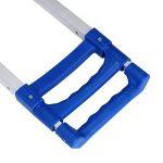 anmas Box pliable main Chariot résistant DIABLE Valise Brouette pliable PARCELLE COFFRE cart - Bleu de la marque Anmas Box image 3 produit