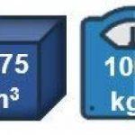 Big Bag Gravats et déchets   1 Tonne 90X90X90 Lot de 5 Sacs Livraison Gratuite de la marque image 3 produit