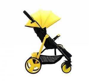 BLLz&Xdd Le chariot des enfants multifonctionnel peut s'asseoir peut s'allonger Simple léger pliable antichoc Quatre saisons tourisme nécessaire bébé parasol voiture de la marque BLLz&Xdd image 0 produit