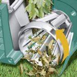 Bosch Broyeur de Végétaux AXT 25 TC (Poussoir Pour Déchets Verts, Bac de Ramassage 53 Litres, Carton, Débit: 230 Kg/H, Capacité de Coupe Maximale: Ø 45 Mm, 2 500 W) de la marque Bosch image 2 produit