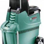 Bosch Broyeur de Végétaux AXT 25 TC (Poussoir Pour Déchets Verts, Bac de Ramassage 53 Litres, Carton, Débit: 230 Kg/H, Capacité de Coupe Maximale: Ø 45 Mm, 2 500 W) de la marque Bosch image 1 produit