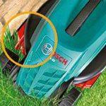Bosch Tondeuse à Gazon ARM 32 (Bac de Ramassage 31 L, Carton, Largeur de Coupe: 32 Cm, Hauteur de Coupe: 20-60 Mm, 1 200 W) de la marque Bosch image 3 produit