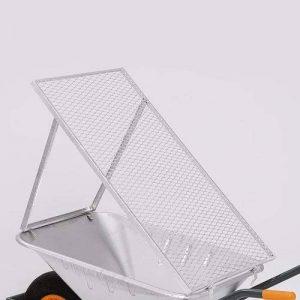 Brista Crible à compost pour brouette 100 x 60 cm de la marque Brista image 0 produit