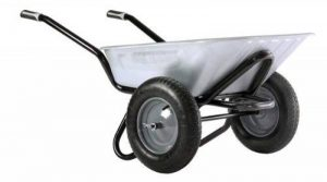 Brouette 2 roues - Caisse 100L de la marque Brouette Direct image 0 produit