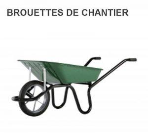 Brouette - Caisse peinte 100L de la marque Brouette Direct image 0 produit