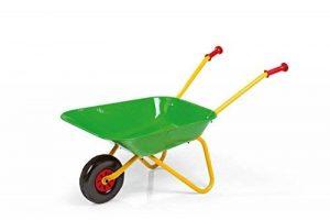 brouette plastique 2 roues TOP 10 image 0 produit