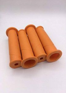 Brouette Poignées 30mm, orange, lot de 4 de la marque Eigenmarke image 0 produit