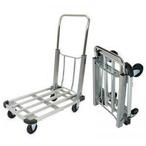 Cablematic Filtre pliage roues en aluminium et charge 150 kg 70x41cm de la marque Cablematic image 0 produit