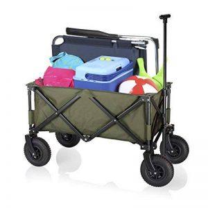 Campart Travel Chariot de transport pliable - Capacité 70 kg de la marque Campart Travel image 0 produit