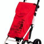CARLETT LETT450-2 Chariot de Course, Aluminium, Rouge, 62 x 19 x 29 cm de la marque CARLETT image 0 produit