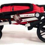 CARLETT LETT450-2 Chariot de Course, Aluminium, Rouge, 62 x 19 x 29 cm de la marque CARLETT image 2 produit