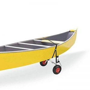 [casa.pro]® Chariot de kayak pliable Transportation Kayak Canoe Max. 70 kg Aluminium de la marque [casa.pro]® image 0 produit