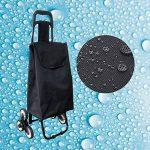 chariot à roulettes TOP 14 image 4 produit