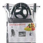 Chariot De Course Pliable Noir 50 litres de la marque ikossem image 1 produit