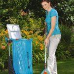 Chariot de jardin mobile de GARDENA: chariot polyvalent pour le jardin, avec un chariot à main intégré, roues adaptées à la pelouse (232-20) de la marque Gardena image 1 produit