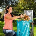 Chariot de jardin mobile de GARDENA: chariot polyvalent pour le jardin, avec un chariot à main intégré, roues adaptées à la pelouse (232-20) de la marque Gardena image 4 produit