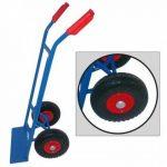 Chariot de manutention avec roue increvable de la marque OSE image 2 produit