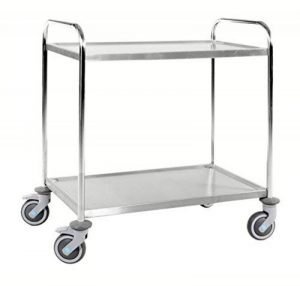 chariot de manutention inox TOP 5 image 0 produit