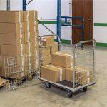 chariot de transport industriel TOP 8 image 2 produit