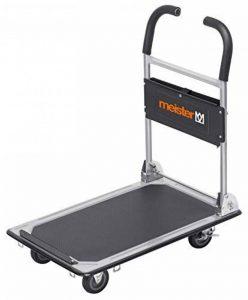 chariot de transport pliable TOP 1 image 0 produit
