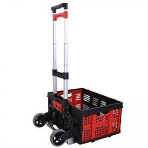 chariot de transport pliable TOP 8 image 0 produit