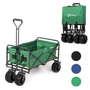 chariot de transport pliable TOP 9 image 0 produit