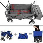 chariot de transport pliant TOP 4 image 4 produit