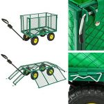 chariot jardin 2 roues TOP 1 image 2 produit