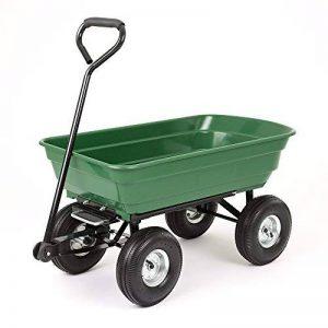 chariot jardin 2 roues TOP 2 image 0 produit