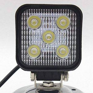 Chariot Élévateur D'agriculture De Lumière De Travail Automatique De LED LED Allumant Le Projecteur De Perle De La Moto 5W De Véhicule De Construction de la marque LPP image 0 produit
