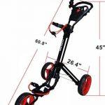 chariot manuel TOP 8 image 4 produit
