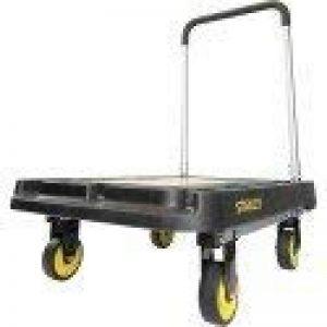 Chariot à plateforme pliable aluminium de la marque Autres marques image 0 produit