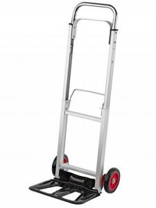 chariot pliable aluminium TOP 2 image 0 produit