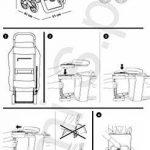 chariot pour faire les courses TOP 2 image 4 produit