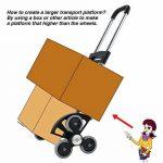 chariot pour transporter des charges lourdes TOP 13 image 1 produit