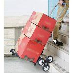 chariot à provisions 4 roues TOP 12 image 4 produit