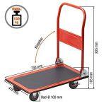 chariot transport pliable TOP 1 image 1 produit
