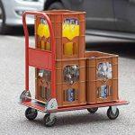 chariot transport pliable TOP 1 image 4 produit