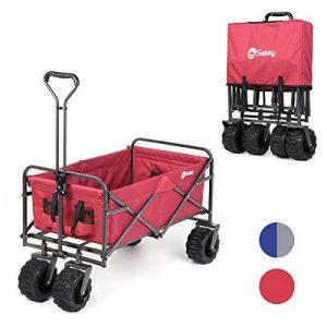 chariot transport pliable TOP 8 image 0 produit