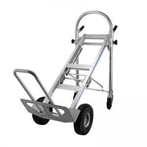 Chrisun Chariot de Manutention 3 En 1 Chariot Du Main D'aluminium 500kg Chariot De Transport Pliable (Chariot de Manutention) de la marque Chrisun image 0 produit