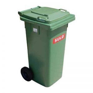 Conteneur à ordures SULO MGB 120 L, Vert (22069) de la marque Wilai image 0 produit