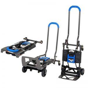 COSCO Chariot Charge 135kg Multi-Position Pliant Transport Diable de la marque COSCO image 0 produit