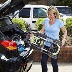 COSCO Chariot Charge 135kg Multi-Position Pliant Transport Diable de la marque COSCO image 5 produit