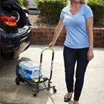 COSCO Chariot Charge 135kg Multi-Position Pliant Transport Diable de la marque COSCO image 6 produit